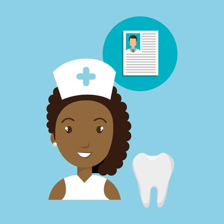 revive: avatar woman nurse with medicine icon set. colorful design. vector illustration