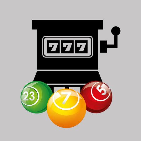 jackpot: jackpot slots machine casino icon vector illustration design