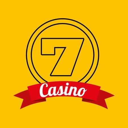 slots: jackpot slots machiine casino icon vector illustration design