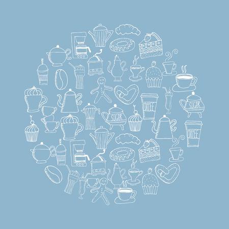 always: bakery shop always fresh products vector illustration design Illustration