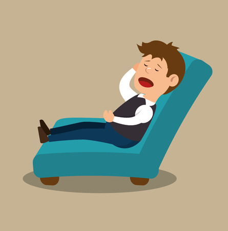 psychologist: psychologist therapy session icon design vector illustration eps 10
