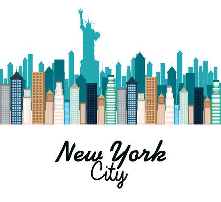 new york city cityscape vector illustration design royalty free rh 123rf com cityscape vector icon night cityscape vector