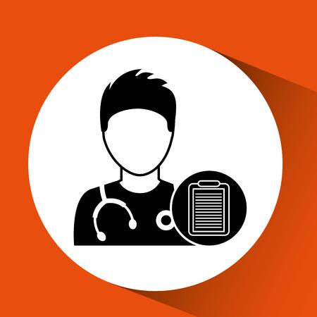 validez: personaje de la enfermera con medicamentos cápsula de la píldora ilustración vectorial de diseño