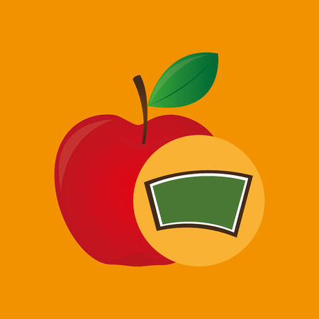 school board icon apple design vector illustration