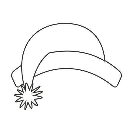 beanie: winter hat isolated cion vector illustration design