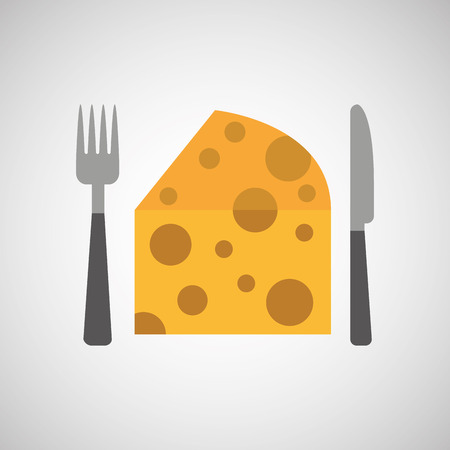 deli sandwich: food fresh eating cheese vector illustration Illustration