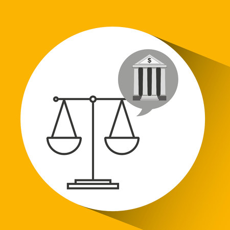 bank concept safe balance money icon vector