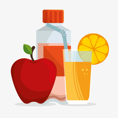 diet juicy protein sport healthcare vector illustration eps 10