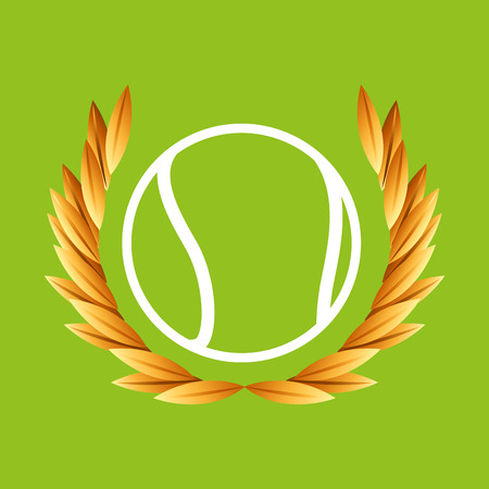 baseball sport   badge vector illustration