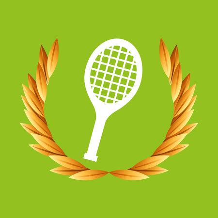 side table: tennis sport