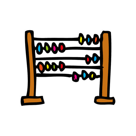 abacus: abacus school isolated icon vector illustration design