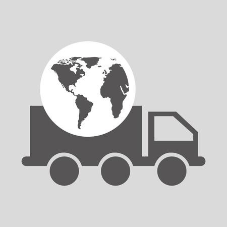 consumption: world oil industry consumption gas tank vector illustration eps 10