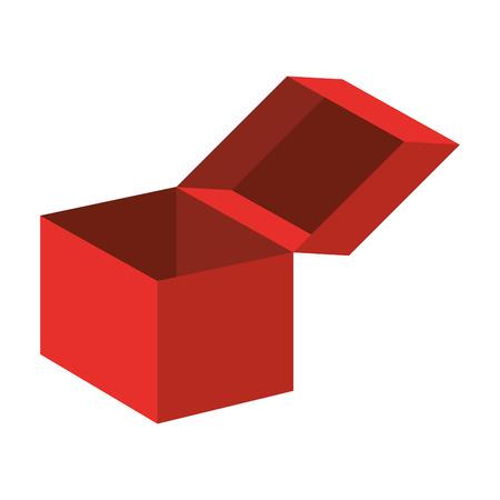 jack in the box: surprise box fools day vector illustration design Illustration