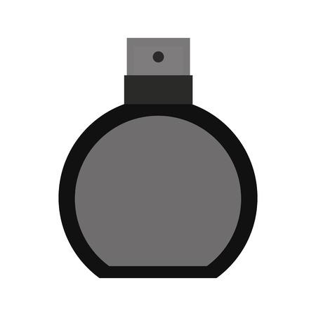 lotion bottle: female lotion bottle icon vector illustration design Illustration