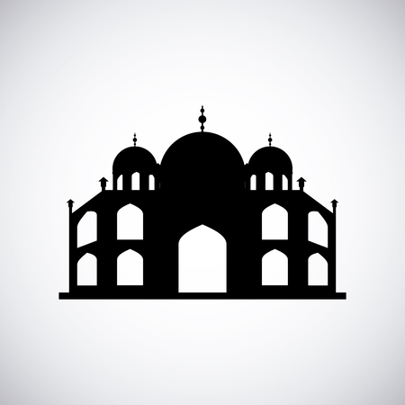 st pauls: st pauls cathedral icon over white background. travel and tourism design. vector illustration