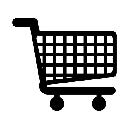 shopping cart: shopping cart isolated icon vector illustration design