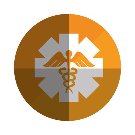 medical symbol isolated icon vector illustration design