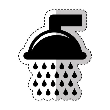 pure water tap icon vector illustration design