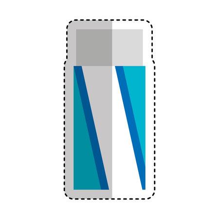 icône du design de l'offre d'illustration de vecteur d'école gomme Vecteurs