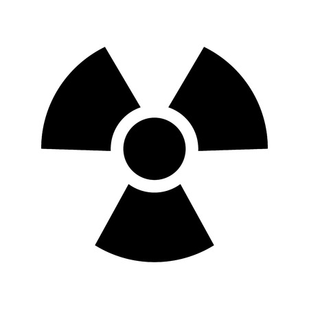nuclear plant isolated icon vector illustration design