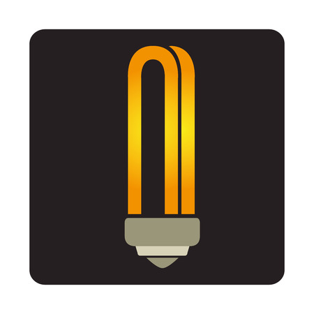 economy bulb isolated icon vector illustration design