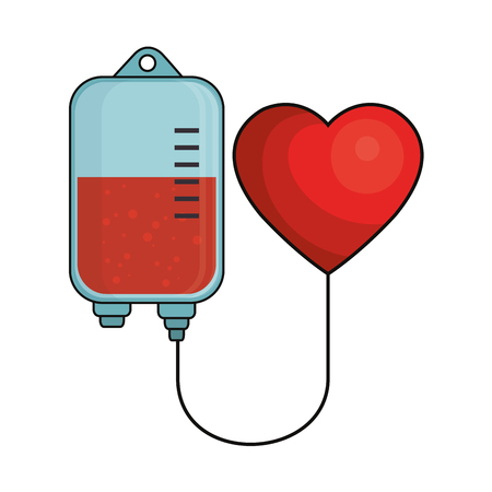 donate blood save a life vector illustration design