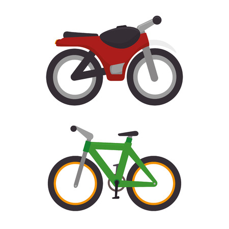 means of transport icons vector illustration design Фото со стока - 72505549