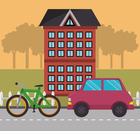 means of transport icons vector illustration design