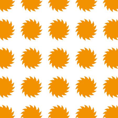 カラフルなパターンの太陽形アイコンのベクトル図 写真素材 - 72689547