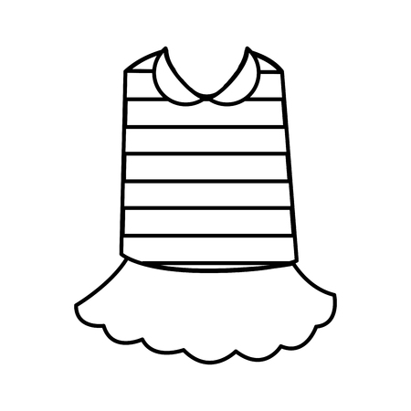 Typical French costume icon vector illustration design