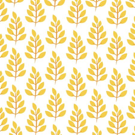 floral pattern background decoration card vector illustration design