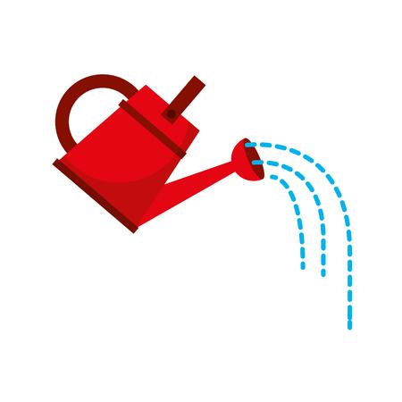 sprinkle: sprinkler garden isolated icon vector illustration design