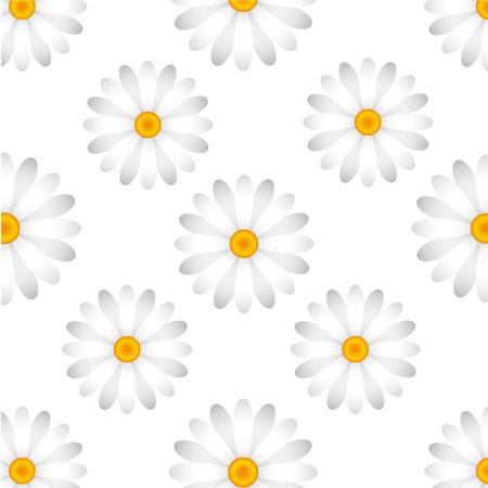cute flowers pattern background vector illustration design