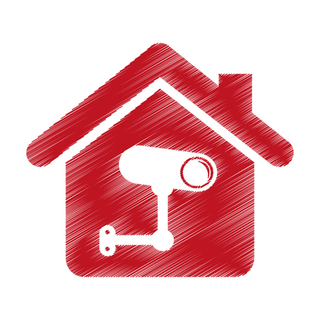 insure: house insurance isolated icon vector illustration design