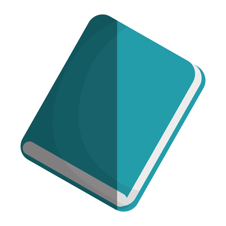notebook cover: text book isolated icon vector illustration design Illustration