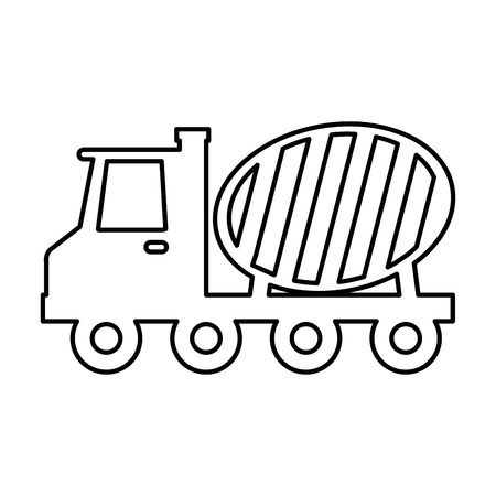 3884 Cement Mixer Cliparts Stock Vector And Royalty Free Cement