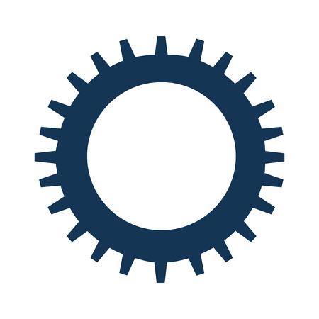 gear settings setup icon vector illustration design Reklamní fotografie - 75974472