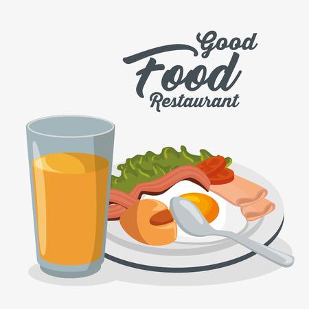 junkfood: nutritive food menu icon vector illustration design