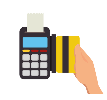 credit card money icon design vector illustration