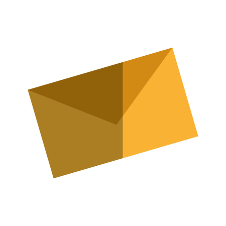 envelope mail isolated icon vector illustration design Çizim