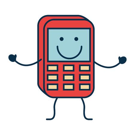 Calculator math device icon vector illustration graphic design Stock Vector - 76566256