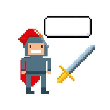 ピクセル ゲーム アイコン ベクトル イラスト デザイン