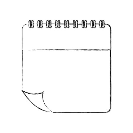 calendar date isolated icon vector illustration design