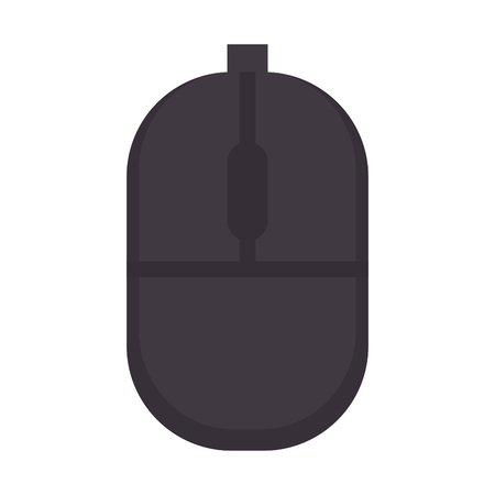 computer mouse isolated icon vector illustration design Reklamní fotografie - 76927317