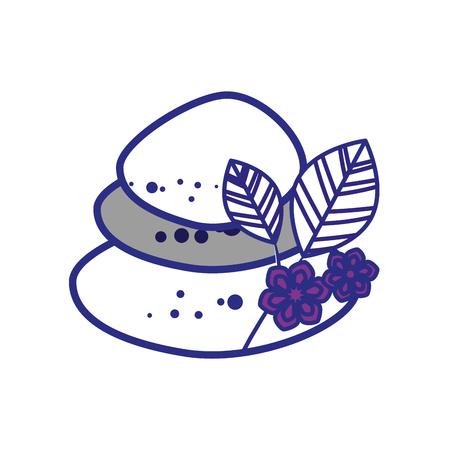 Spa stones isolated icon vector illustration graphic design.