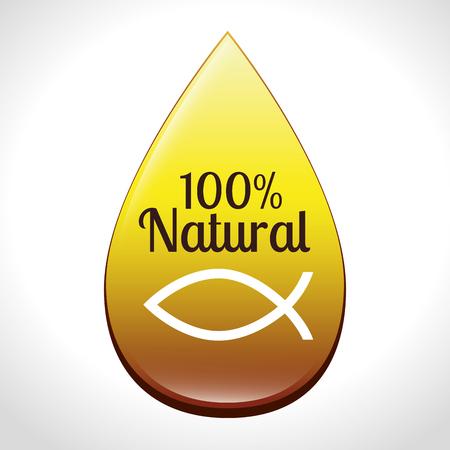Olive oil healthy product vector illustration design Иллюстрация