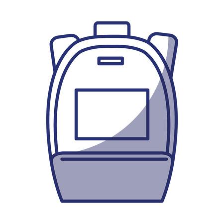 reistas geïsoleerd pictogram vector illustratie ontwerp Stock Illustratie