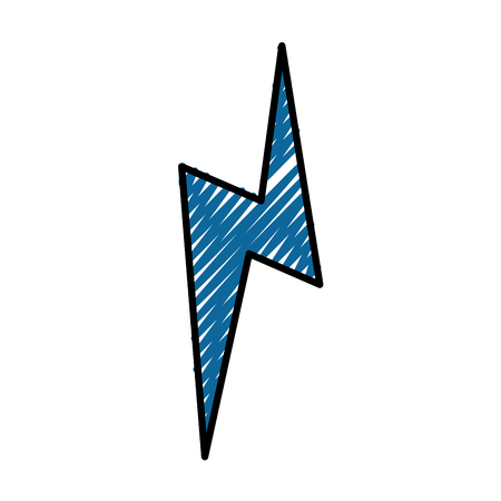 Ray energy light icon vector illustration graphic design Illustration