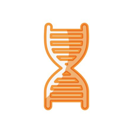 人間 DNA 科学アイコン ベクトル イラスト グラフィック デザイン