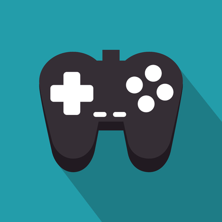 control game isolated icon vector illustration design Ilustrace